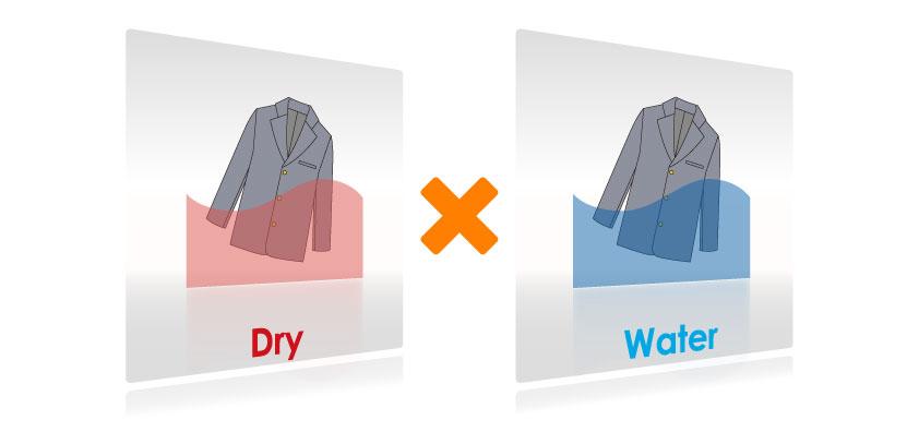 エクセレント用_ドライ×水洗い模式図