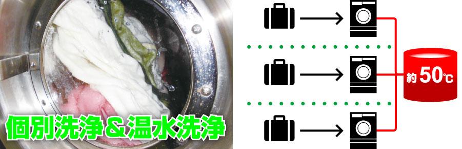 代行_個別洗浄・温水洗浄模式図