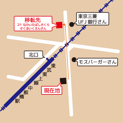 nakaitabashieki_kitaguchi_map